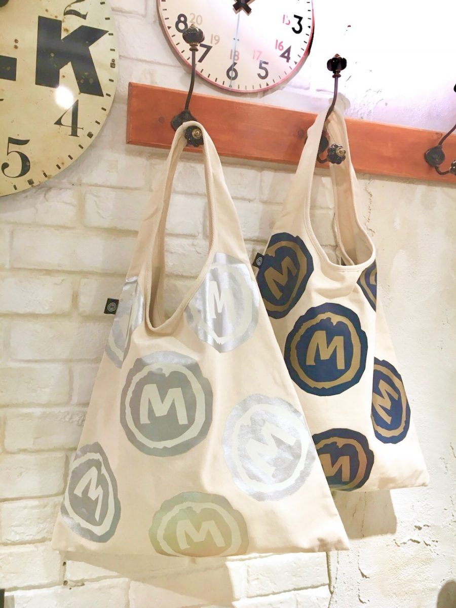 M mark Tote Bag