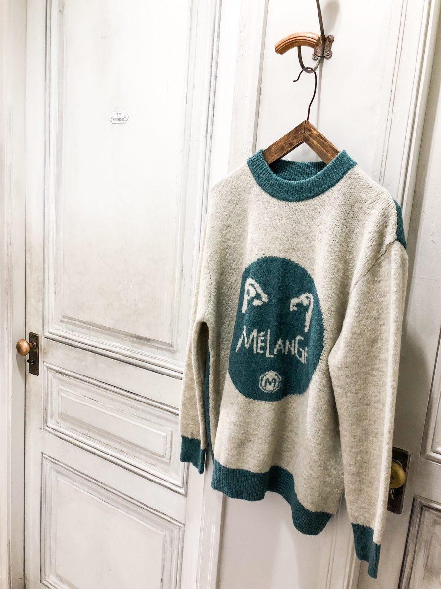 Cat ear sweater