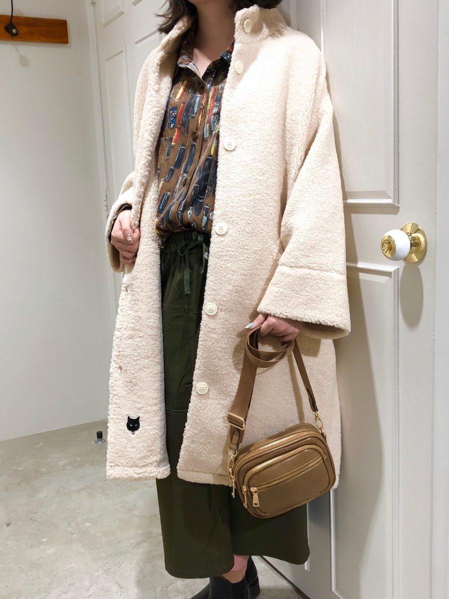 Bore Long Coat