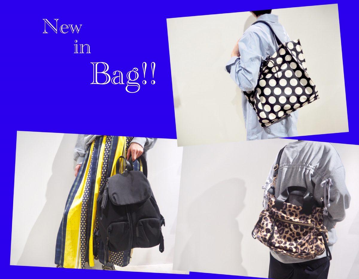 New in BAG